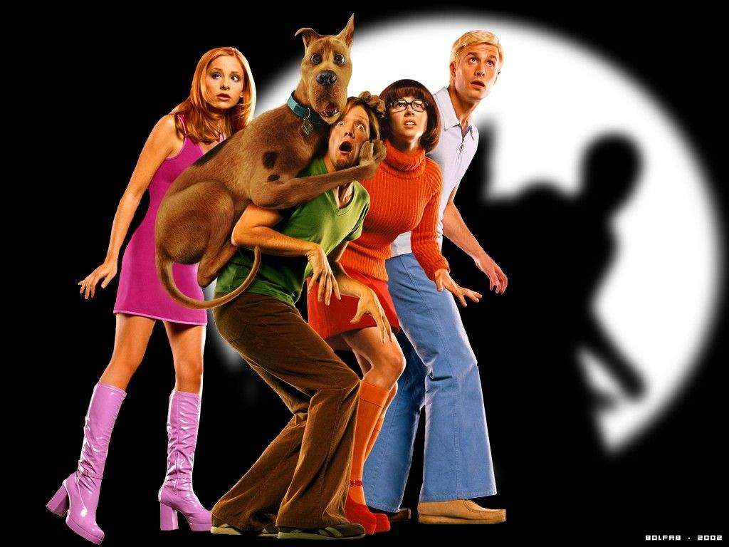 Scooby doo le film scoubidou film - Personnage scooby doo ...